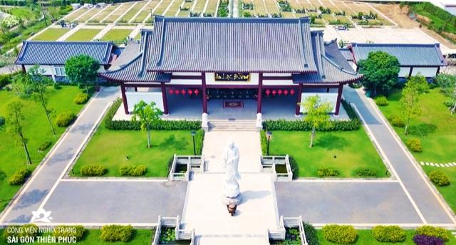 Sài Gòn Thiên Phúc – chốn bình yên