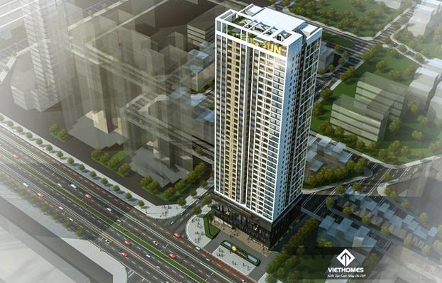 Vì sao căn hộ trung tâm Nam Từ Liêm hút người mua?