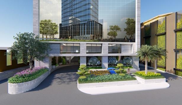 Thaisquare, tòa nhà văn phòng cao cấp và hiếm có tại Hà Nội
