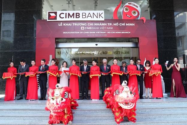 CIMB đẩy mạnh phát triển ngân hàng kỹ thuật tại Việt Nam