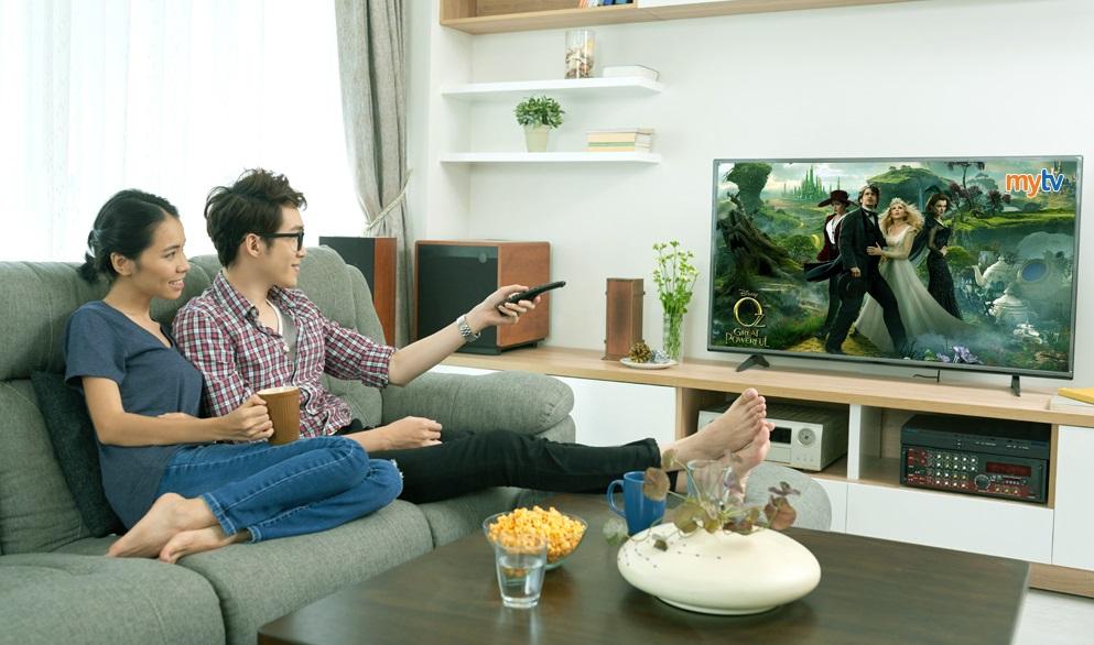 Mừng chiến thắng của đội tuyển Việt Nam, MyTV miễn phí đầu thu HD