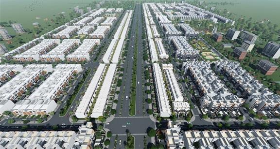 Khu dân cư Đại Nam: Điểm đến mới cho nhà đầu tư thông minh
