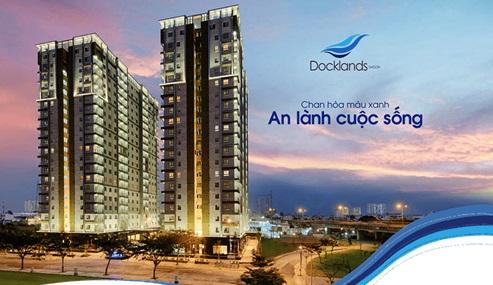 Bảo Khang mở bán đợt cuối dự án Docklands Sài Gòn