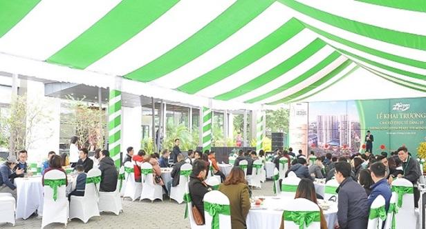 """Khách hàng """"mãn nhãn"""" với căn hộ thực tế Green Pearl 378 Minh Khai"""
