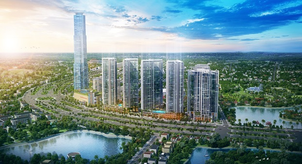 Eco Green Saigon chính thức giới thiệu tòa thứ 2