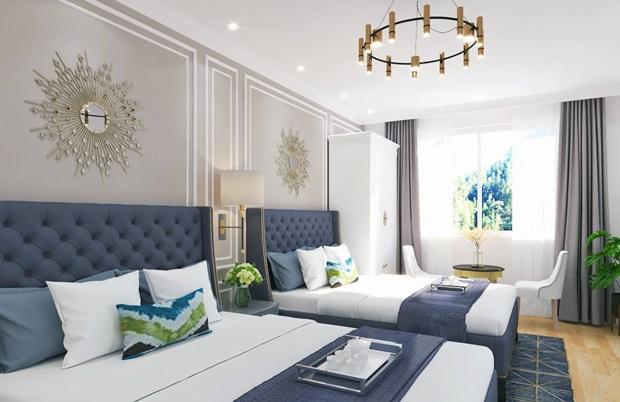 Đà Lạt có căn hộ khách sạn 3 sao 1,2 tỷ, được cam kết lợi nhuận 8% mỗi năm