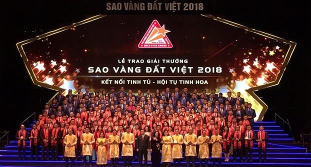 Top 200 Sao Vàng đất Việt và sự khẳng định giá trị thương hiệu vật liệu xanh