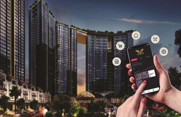 Ứng dụng công nghệ giúp nâng tầm giá trị bất động sản