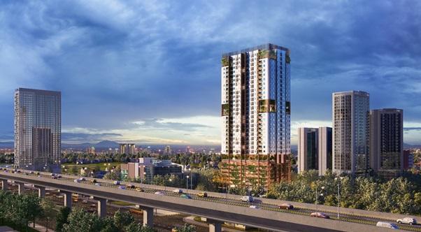 Nhu cầu thuê, ở gia tăng quy mô, bất động sản phía Tây Thủ đô tiếp tục tăng mạnh