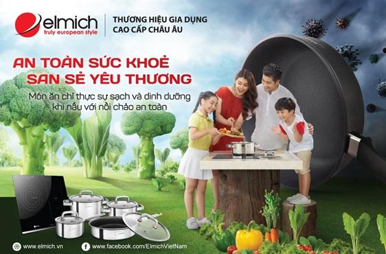 """Elmich Việt Nam: Tạo dấu ấn bằng hành trình bền bỉ với triết lý """"An toàn cho sức khỏe"""""""