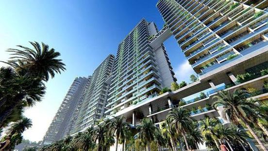 Sunshine Crystal River dẫn đầu xu hướng căn hộ thông minh