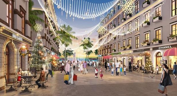 Shoptel sát casino Phú Quốc - Bàn tròn đầu tư cùng DTJ Group