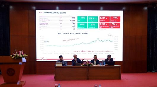 Nam Long Group (HOSE: NLG): Duy trì mục tiêu tăng trưởng lợi nhuận 20% - 30%  và định hướng phát triển khu đô thị trong 3 năm tới