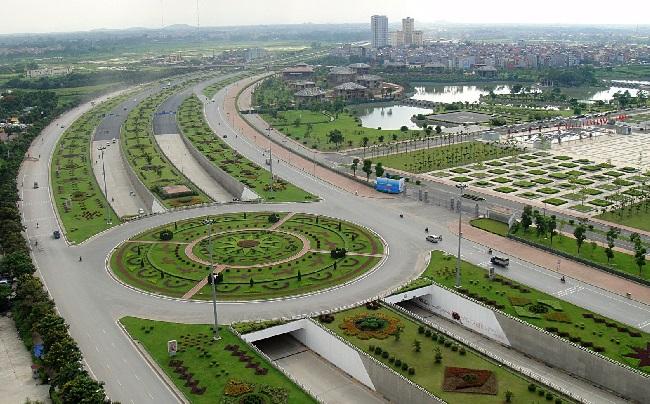 Bất động sản phía Tây sôi động nhờ phát triển hạ tầng
