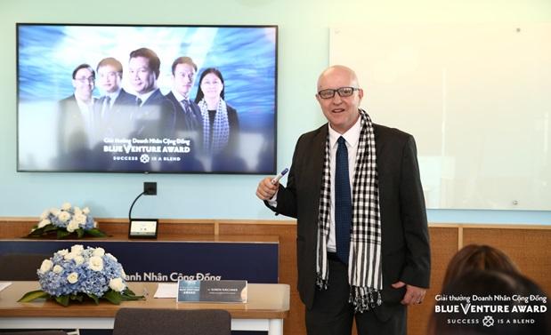 Chủ tịch Hiệp hội Quản trị toàn cầu Soren Kirchner tiết lộ bí quyết thu hút các nhà đầu tư