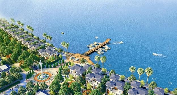 Hàng loạt dự án lớn đổ bộ về Hà Tiên