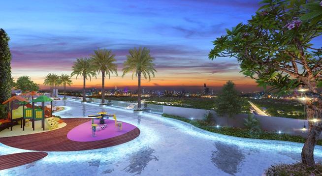 Sức hút từ căn hộ resort ven sông Sài Gòn - River Panorama