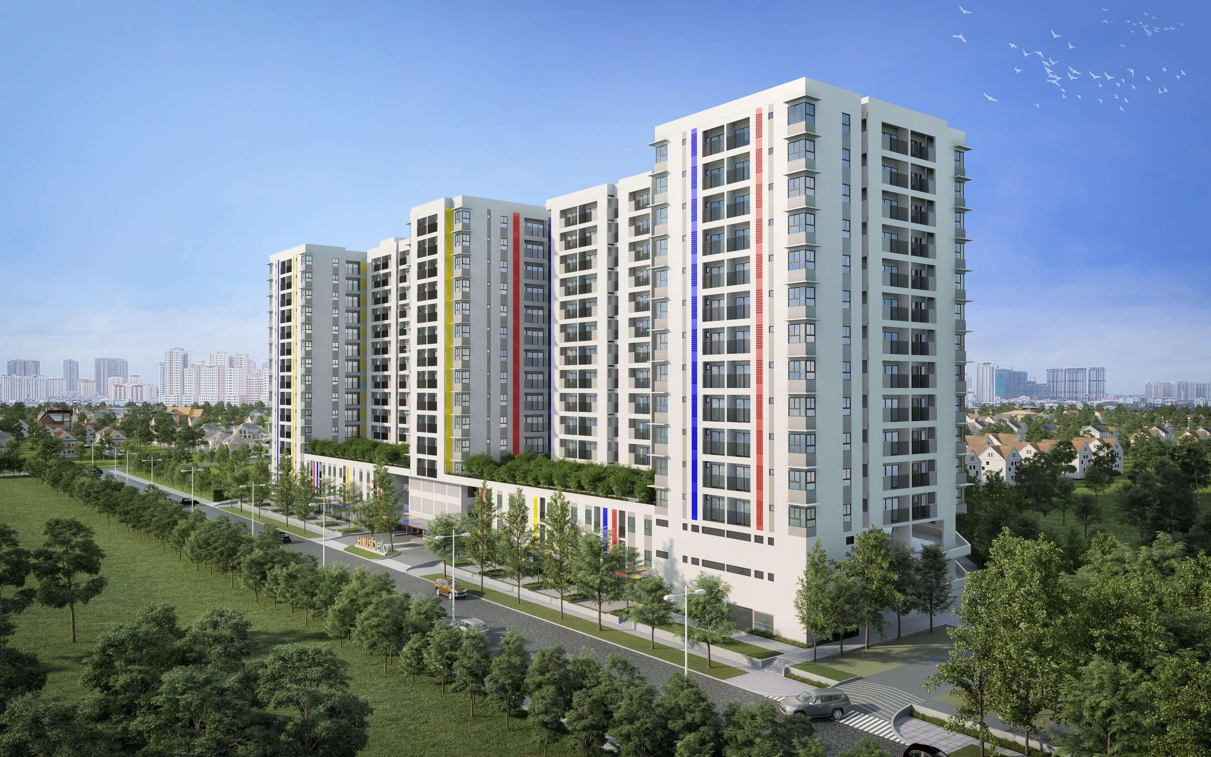 Sức hút từ các dự án bất động sản của EZ Land