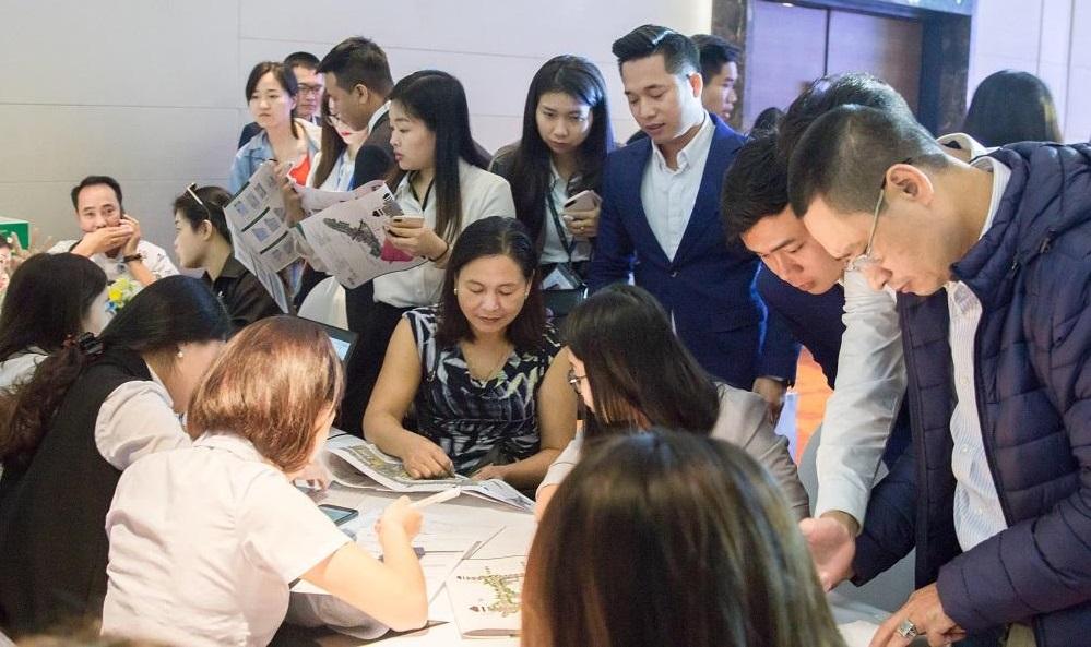 Nhà phố Hà Nội: Khu Đông tiếp tục dẫn đầu thị trường về tỷ lệ tiêu thụ