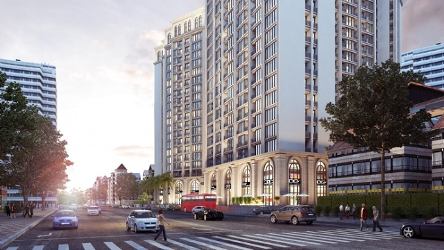 Yếu tố nào tạo nên giá trị cho căn hộ hạng sang ở nội đô Hà Nội?