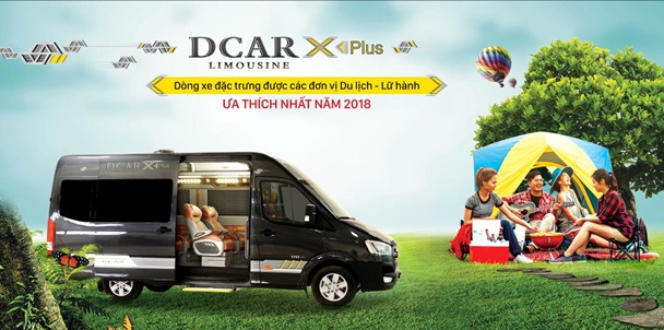 Hyundai Thái Nguyên phân phối xe sang DCar