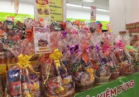 Thị trường quà tết dành cho doanh nghiệp Việt