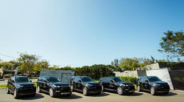 Land Rover Việt Nam chính thức bàn giao đội xe cao cấp cho Four Seasons Resort The Nam Hai