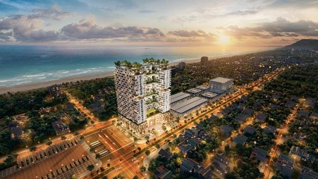 Vị trí đẹp mở ra cơ hội đầu tư tiềm năng tại Apec Mandala Wyndham Phú Yên