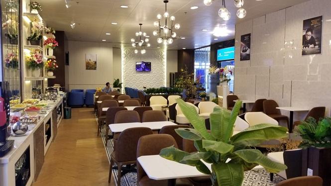 Dịch vụ sân bay quốc tế Cam Ranh: Vận hành phòng khách hạng thương gia mới tại Cảng HKQT Cam Ranh