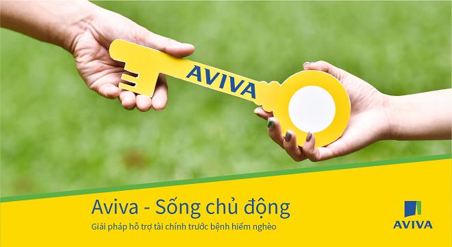 """Aviva Việt Nam ra mắt sản phẩm bảo hiểm """"Sống chủ động"""" - Bảo vệ 105 bệnh hiểm nghèo"""