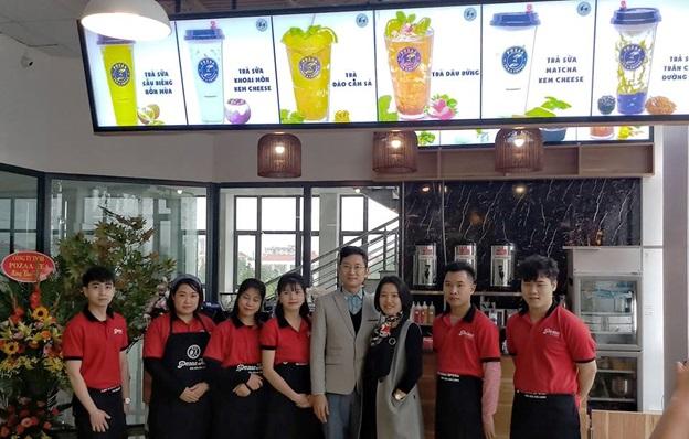 Hành trình khởi nghiệp thành công với thương hiệu trà sữa nhượng quyền