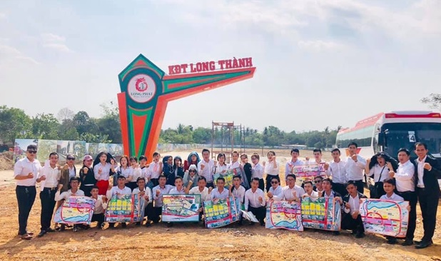 Khu đô thị Long Thành - Vị trí kim cương của Thành phố Sân bay Long Thành