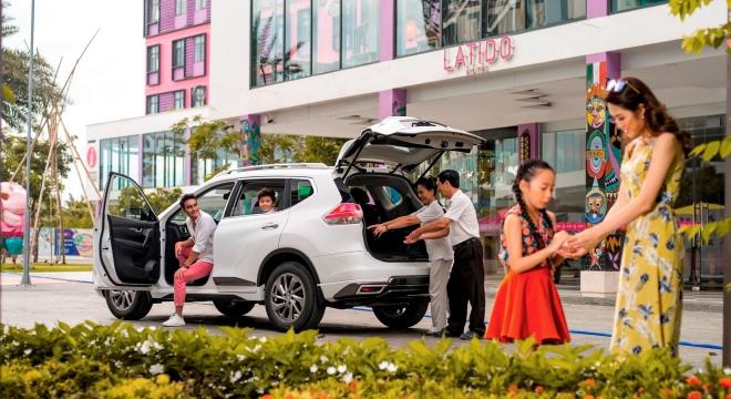 Nissan Việt Nam tưng bừng ưu đãi cho khách hàng mua xe trong tháng 3
