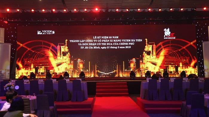Vicem Hà Tiên kỷ niệm 55 năm thành lập và đón nhận Cờ thi đua Chính phủ
