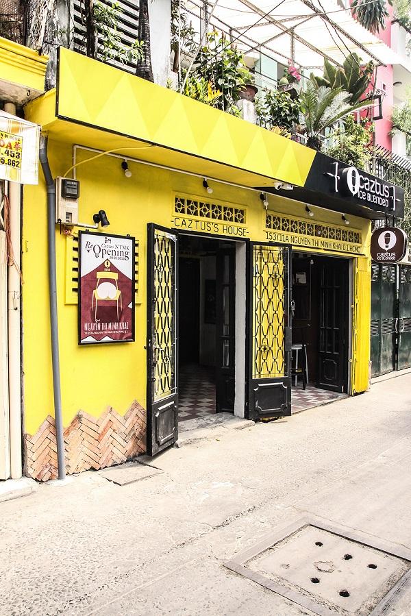 Caztus Coffee - Một phong cách lạ giữa Sài Gòn - Ảnh 1.