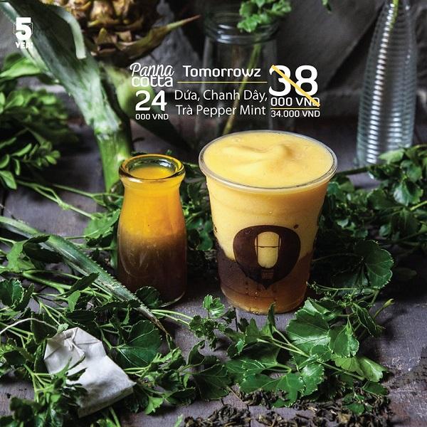 Caztus Coffee - Một phong cách lạ giữa Sài Gòn - Ảnh 4.