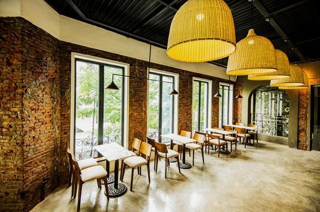 Quán đầu tiên của The Coffee House tại Hà Nội sẽ khai trương vào ngày 4/9/2015 tại 23M Hai Bà Trưng, Hoàn Kiếm.