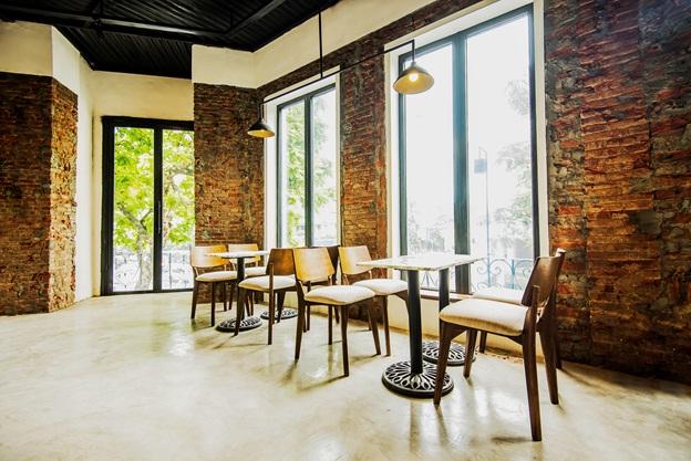 The Coffee House Hà Nội đã hoàn thiện và sẵn sàng phục vụ khách hàng