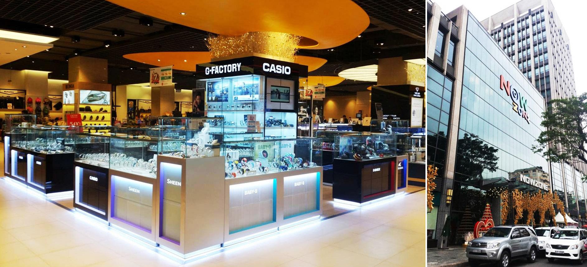 Giờ vàng mua sắm đồng hồ Casio cùng Angela Phương Trinh - Ảnh 6.