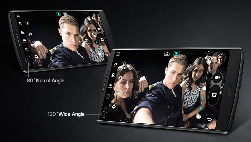 Smartphone của bạn có làm được như LG V10? - Ảnh 1.