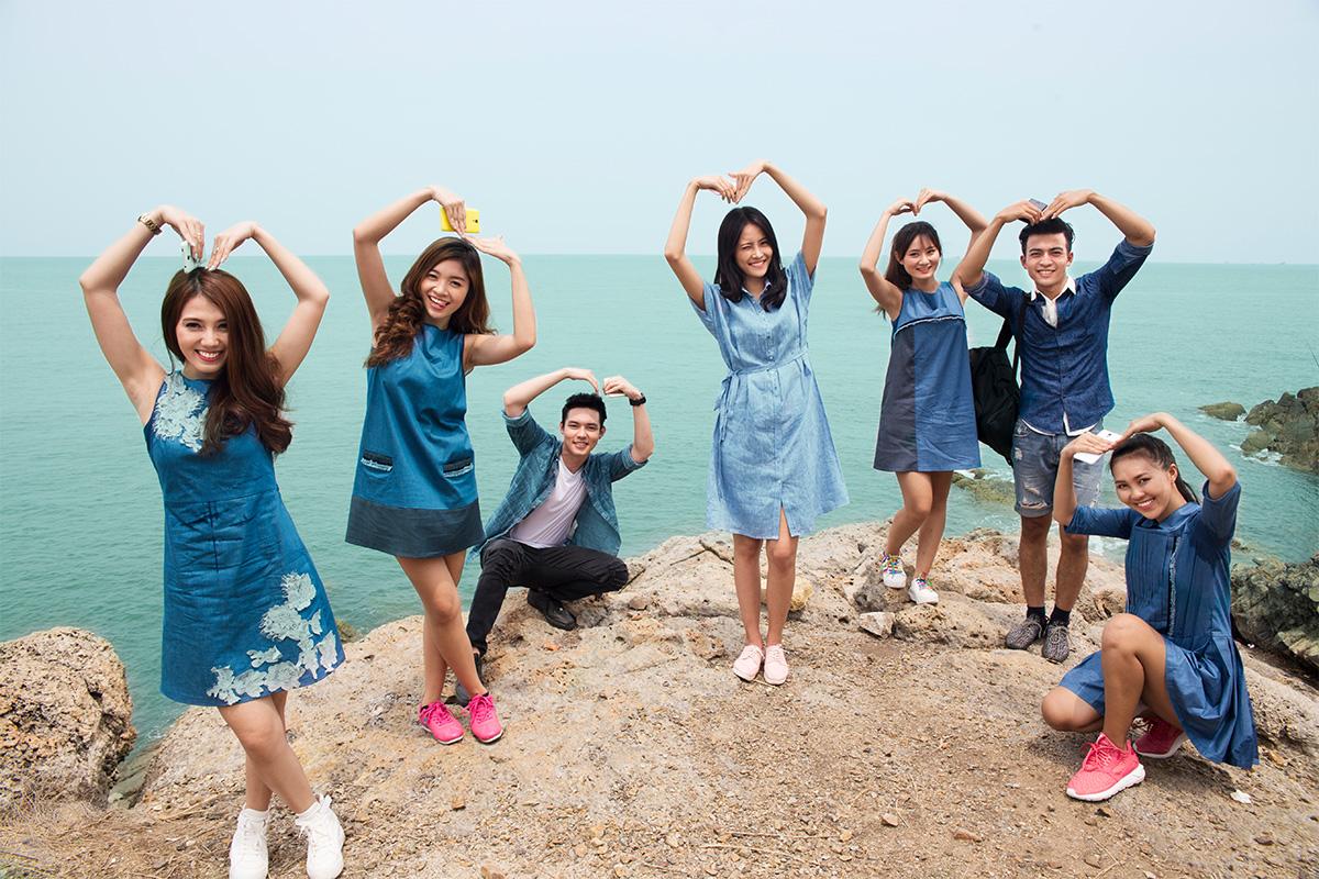 Bật mí những kiểu pose ảnh nhóm shinh tươi nghìn like - Ảnh 4.