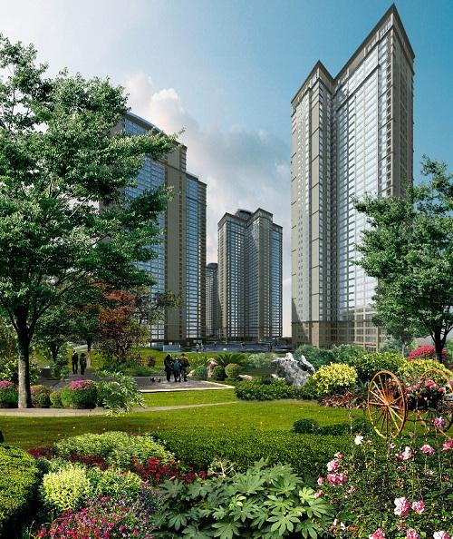 STDA mở bán Khu tổ hợp căn hộ đẳng cấp Goldmark City (2)