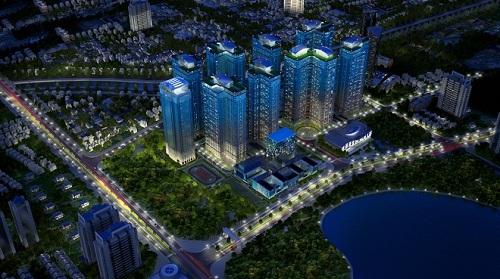 STDA mở bán Khu tổ hợp căn hộ đẳng cấp Goldmark City (3)