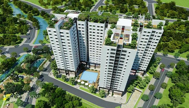 Giấc mơ sở hữu căn hộ tiện ích Dream Home Residence trong tầm tay