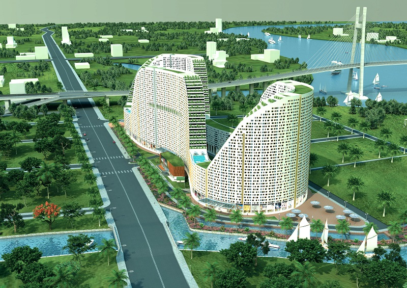 Tiềm năng bất động sản khu vực Nam Sài Gòn