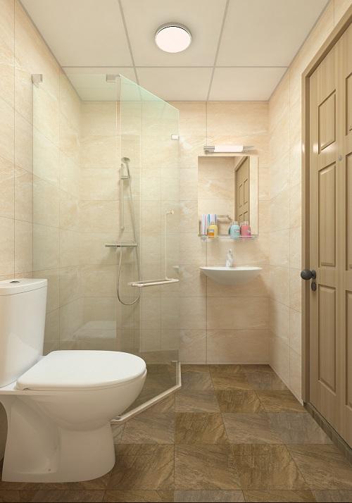 Các căn hộ được bố trí nội thất tinh tế, hiện đại.
