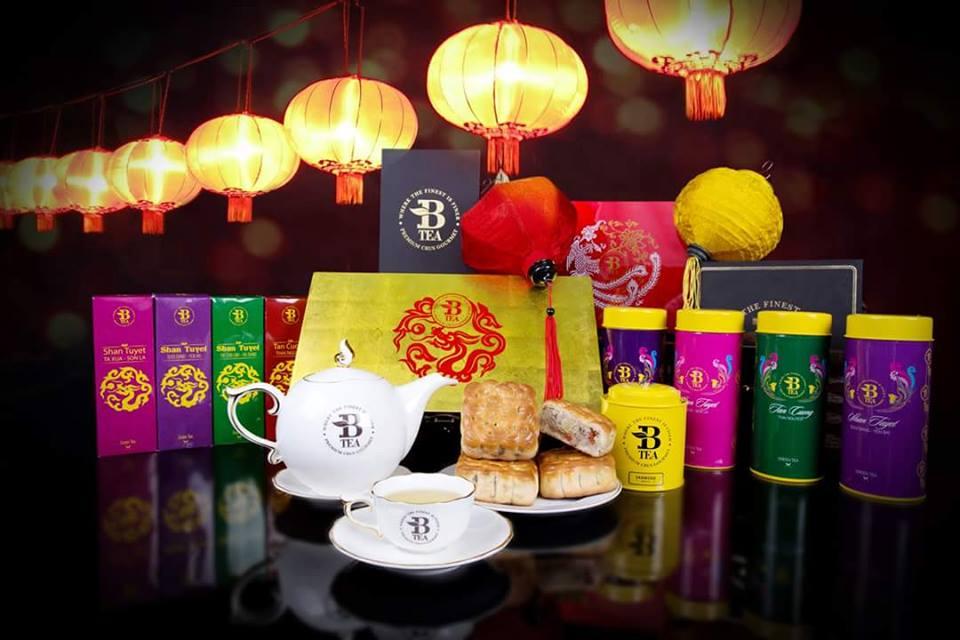 Quà tặng mùa Trung Thu 2015: Miếng bánh chén Trà, thức quà người Việt