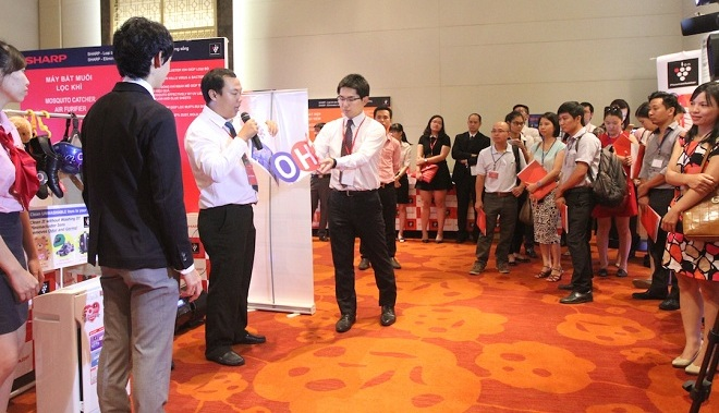 Sharp tiết lộ bí quyết trở thành thương hiệu số 1 về sản phẩm lọc khí