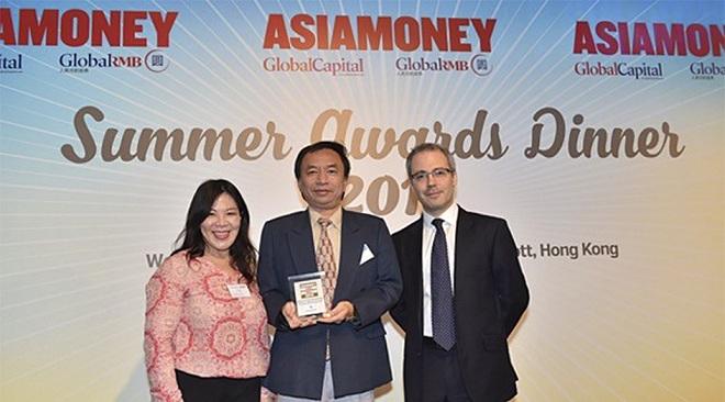 Eximbank đạt giải thưởng ngân hàng quản lý tiền mặt nội địa tốt nhất Việt Nam