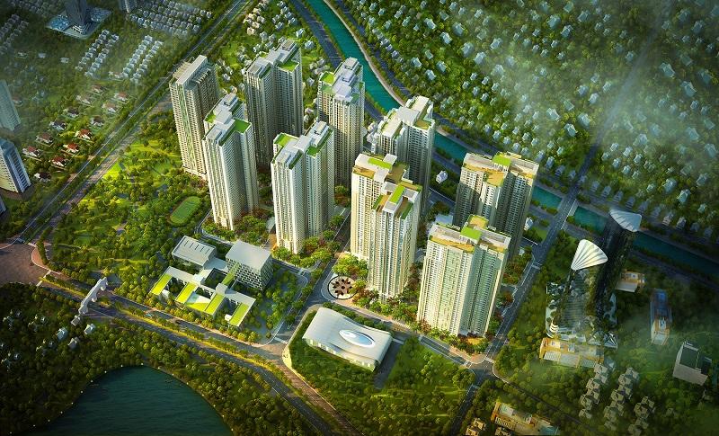 Cơ hội đầu tư vào BĐS phía Tây Hà Nội